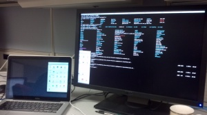Reclaiming your second monitor in OS X Lion